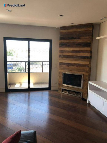 apartamento com 3 dormitórios, 3 vagas, à venda, 143 m² por r$ 900.000 - santana - são paulo/sp - ap2671