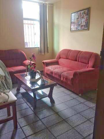 apartamento com 3 dormitórios, 70 m² - souza - belém/pa - ap0510