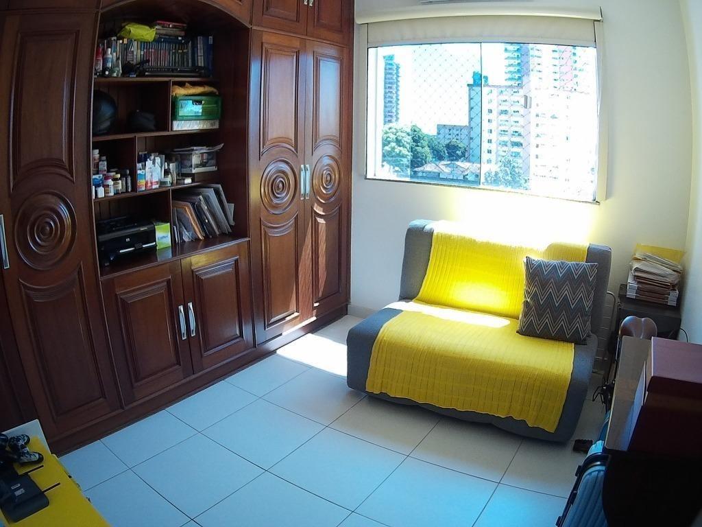 apartamento com 3 dormitórios, 75 m² - umarizal - belém/pa - ap0320