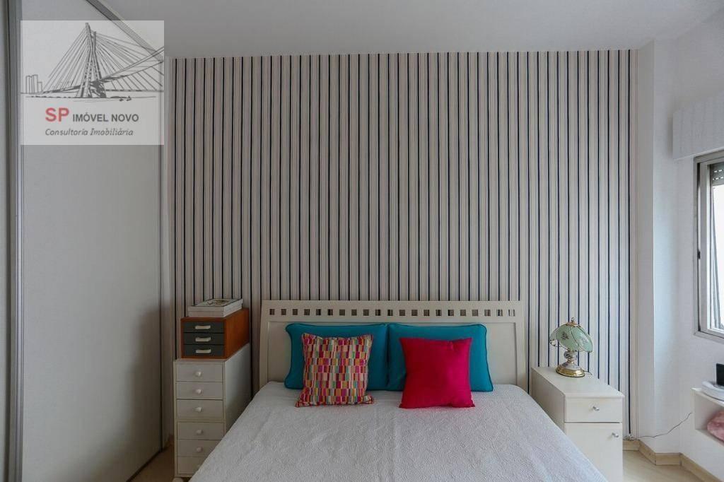 apartamento com 3 dormitórios, 91 m² - itaim - são paulo/sp - ap14148
