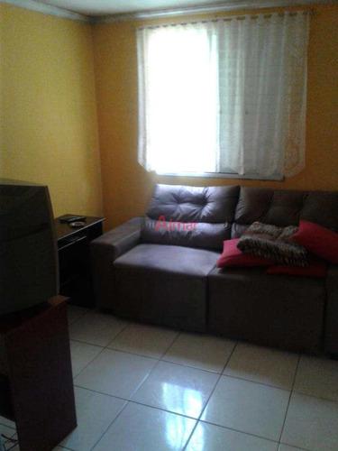 apartamento com 3 dormitórios á 900 mts do shopping itaquera - v7409