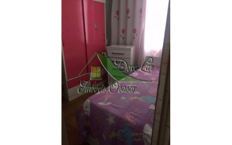 apartamento com 3 dormitórios. cohab 2. carapicuíba.