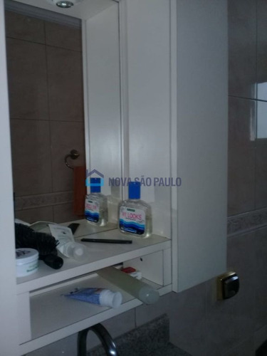 apartamento com 3 dormitórios de  89m² - vila mariana - bi25621