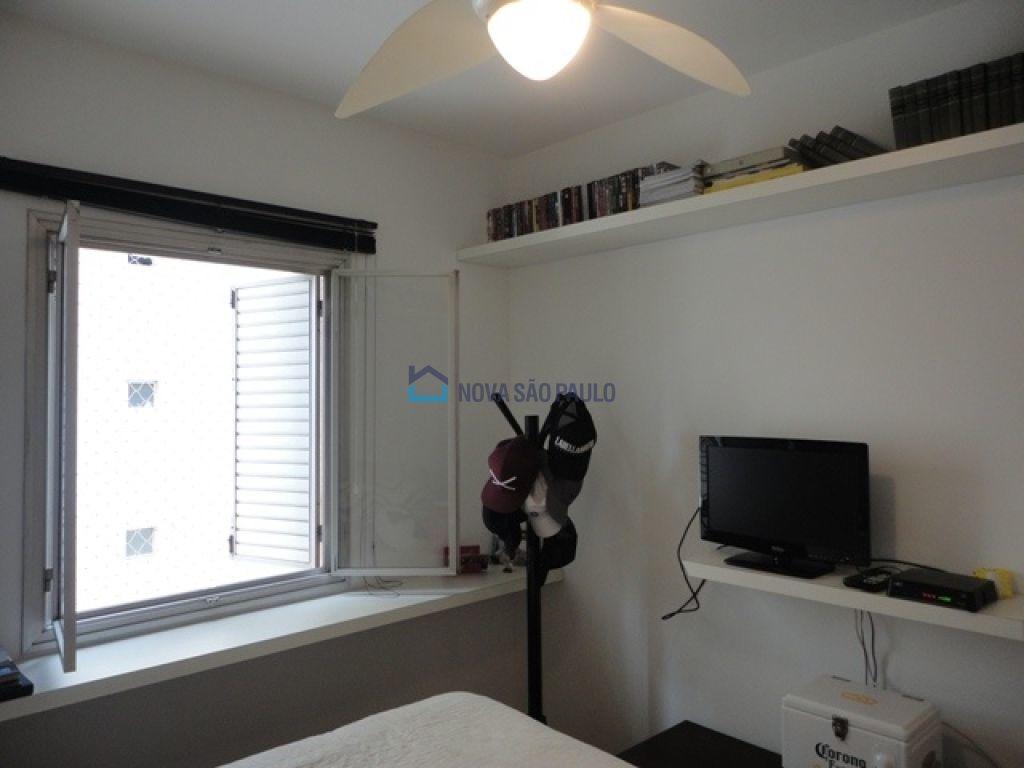 apartamento com 3 dormitórios e 2 vagas em moema  - mo392