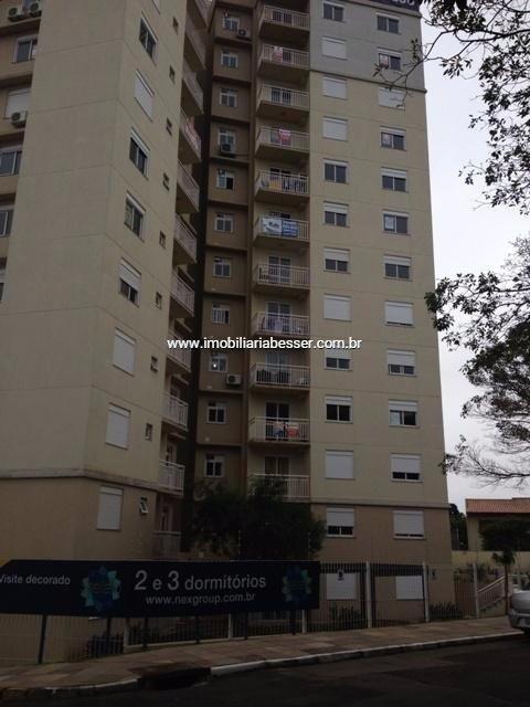 apartamento com 3 dormitorios em sapucaia - v-23