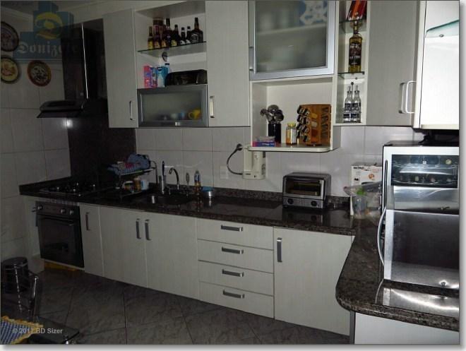 apartamento com 3 dormitórios - lazer completo - condomínio baixo para venda na vila gilda. - ap2582