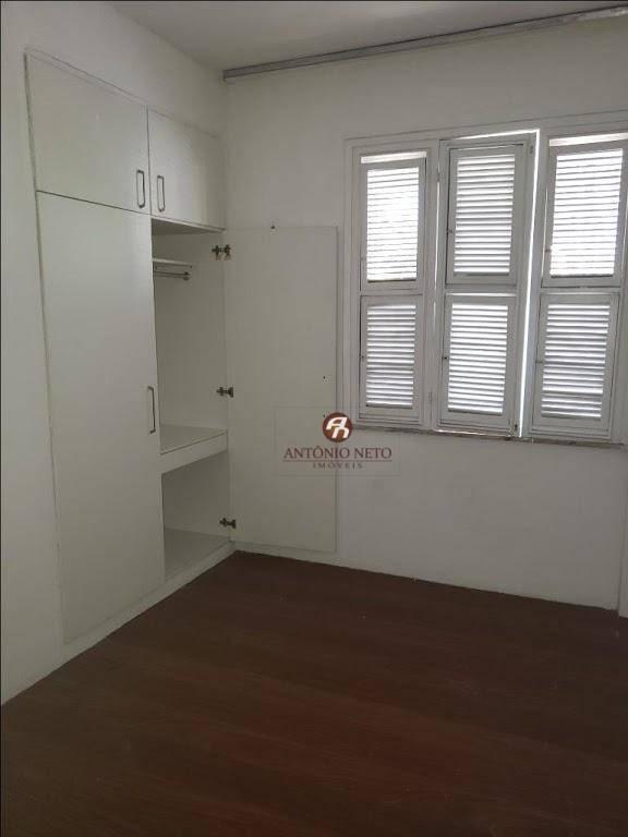 apartamento com 3 dormitórios mais dce e 2 vagas à venda, 125 m² por r$ 240.000 - aldeota - fortaleza/ce - ap0427