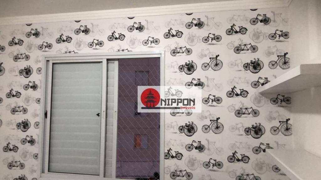 apartamento com 3 dormitórios para alugar, 103 m² por r$ 2.409,97/mês - centro - guarulhos/sp - ap0768