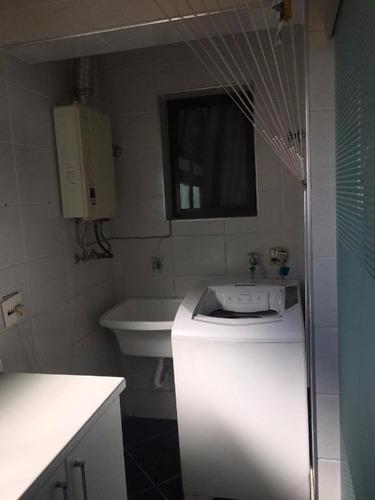 apartamento com 3 dormitórios para alugar, 106 m²- vila baeta neves - são bernardo do campo/sp - ap62021