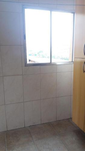 apartamento com 3 dormitórios para alugar, 110 m² por r$ 1.200/mês - vila galvão - guarulhos/sp - ap5026