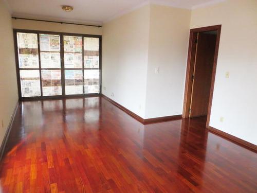 apartamento com 3 dormitórios para alugar, 110 m² por r$ 1.300/mês - alto - piracicaba/sp - ap2283