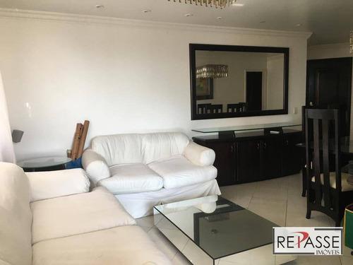 apartamento com 3 dormitórios para alugar, 120 m² por r$ 3.350/mês - barra da tijuca - rio de janeiro/rj - ap1353