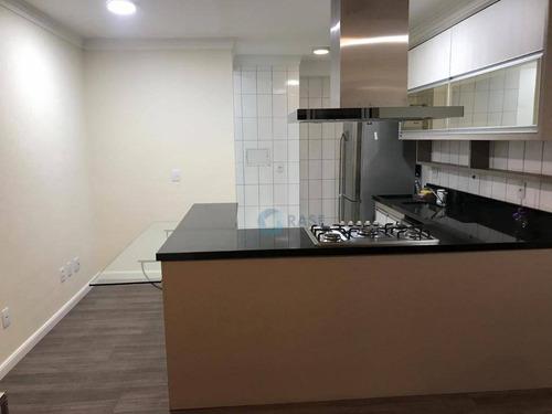 apartamento com 3 dormitórios para alugar, 122 m² por r$ 3.746/mês - vila andrade - são paulo/sp - ap2694