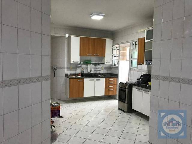 apartamento com 3 dormitórios para alugar, 130 m² por r$ 4.700/mês - boqueirão - santos/sp - ap4800