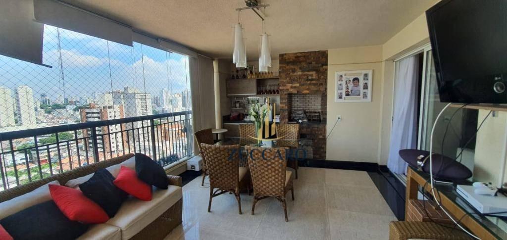 apartamento com 3 dormitórios para alugar, 134 m² por r$ 3.200/mês - macedo - guarulhos/sp - ap15239