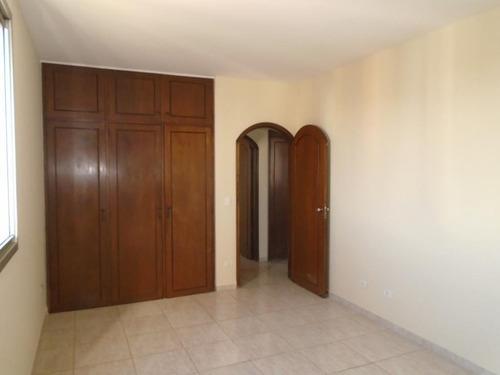 apartamento com 3 dormitórios para alugar, 140 m² por r$ 1.300/mês - centro - piracicaba/sp - ap0288