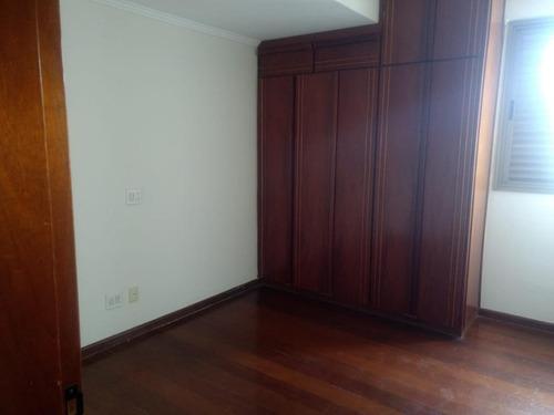 apartamento com 3 dormitórios para alugar, 156 m² por r$ 1.300/mês - vila imperial - são josé do rio preto/sp - ap1665