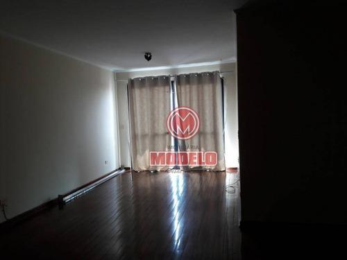 apartamento com 3 dormitórios para alugar, 158 m² por r$ 950/mês - centro - piracicaba/sp - ap2013