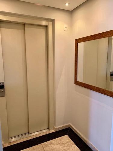 apartamento com 3 dormitórios para alugar, 178 m² por r$ 7.500,00/mês - vila romana - são paulo/sp - ap5840
