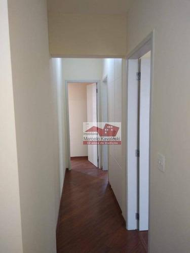 apartamento com 3 dormitórios para alugar, 180 m² por r$ 4.000/mês - vila mariana - são paulo/sp - ap8458