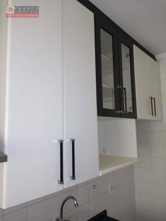 apartamento com 3 dormitórios para alugar, 60 m² por r$ 1.200/mês - jardim santa cecília - valinhos/sp - ap0360