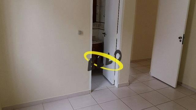 apartamento com 3 dormitórios para alugar, 68 m² por r$ 1.690,00/mês - granja viana ii - cotia/sp - ap0614