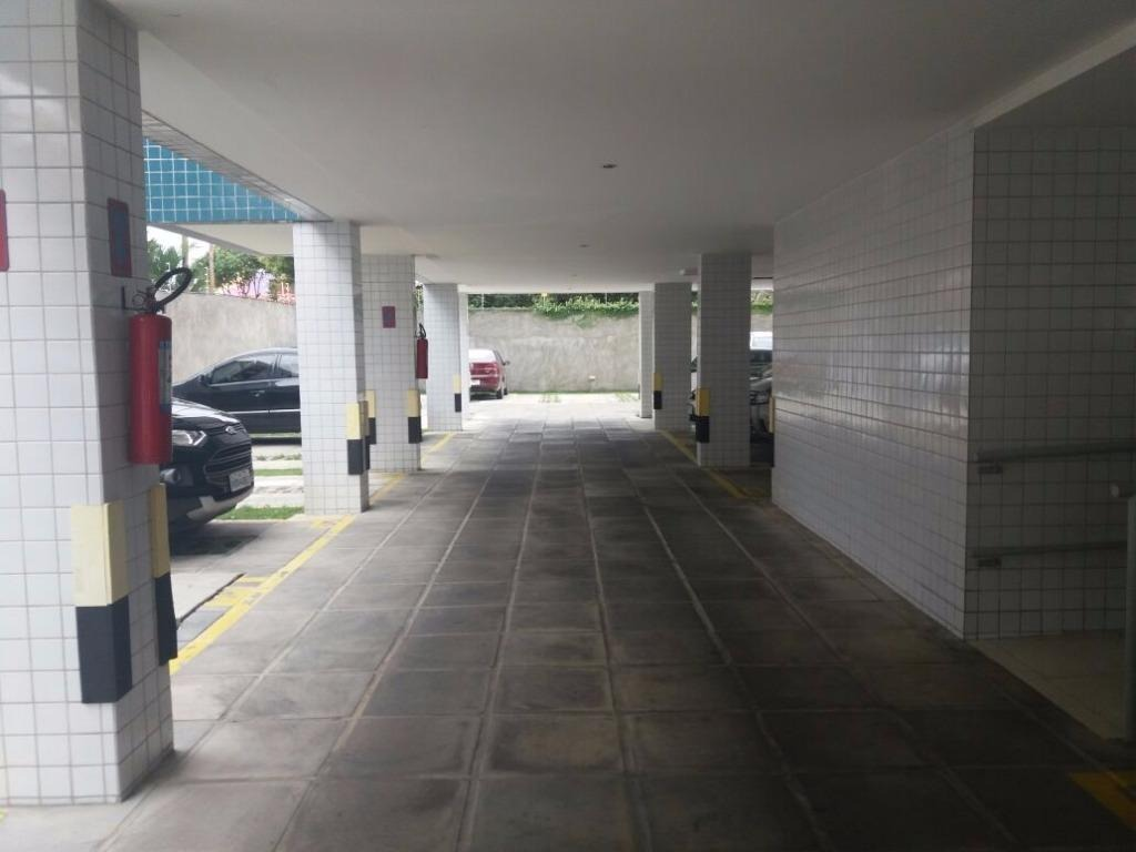 apartamento com 3 dormitórios para alugar, 70 m² por r$ 1.400/mês - cidade universitária - recife/pe - ap0163