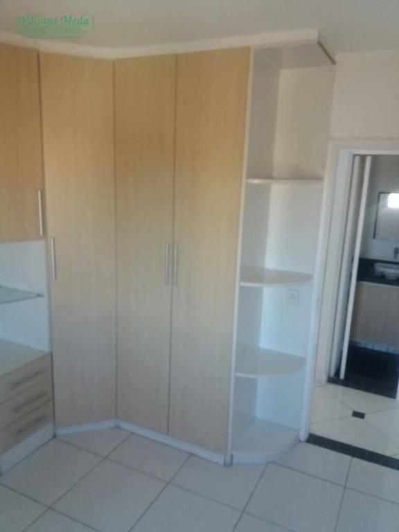 apartamento com 3 dormitórios para alugar, 74 m² por r$ 1.250,00/mês - gopoúva - guarulhos/sp - ap2356