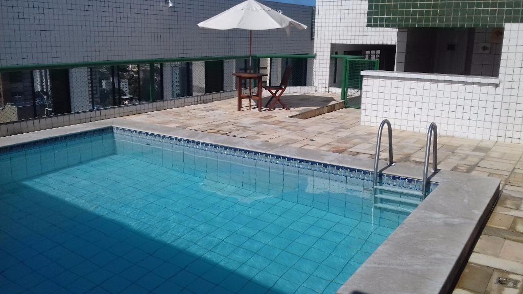 apartamento com 3 dormitórios para alugar, 80 m² por r$ 2.700/mês - espinheiro - recife/pe - ap10142