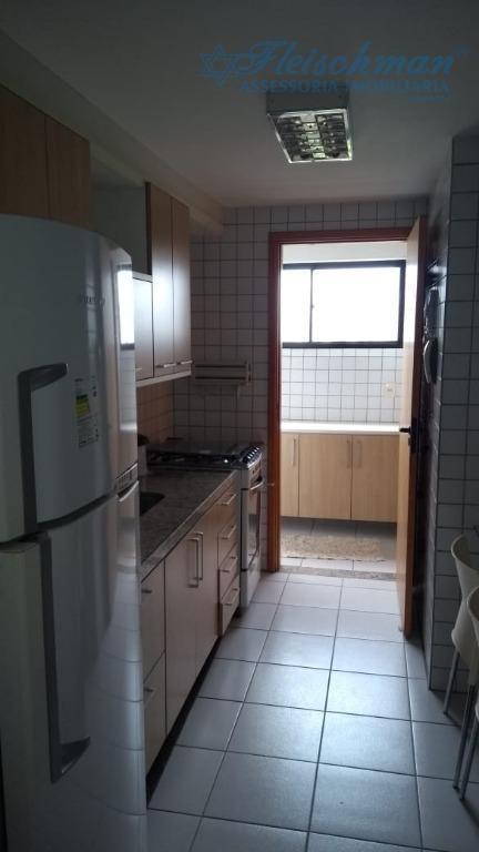 apartamento com 3 dormitórios para alugar, 85 m² - graças - recife/pe - ap1511