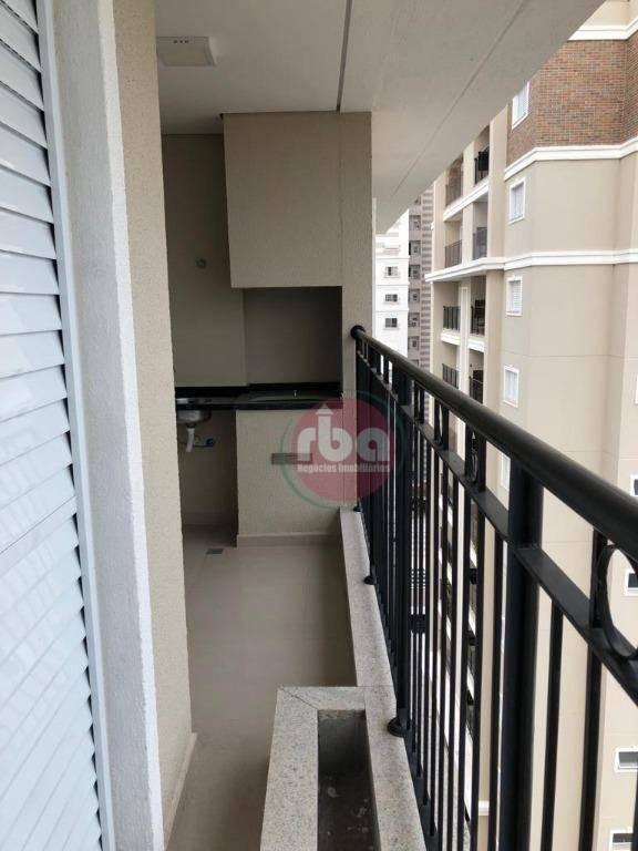 apartamento com 3 dormitórios para alugar, 85 m² por r$ 2.300,00/mês - parque campolim - sorocaba/sp - ap0781