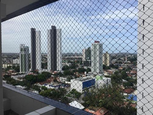 apartamento com 3 dormitórios para alugar, 86 m² por r$ 1.000/mês - rosarinho - recife/pe - ap0332