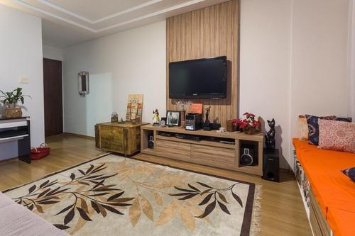 apartamento com 3 dormitórios para alugar, 93 m² por r$ 1.600/mês - centro - guarulhos/sp - ap5984