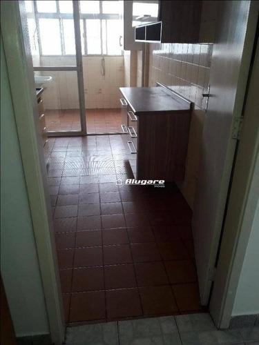 apartamento com 3 dormitórios para alugar, 95 m² por r$ 1.200,00/mês - vila augusta - guarulhos/sp - ap1689
