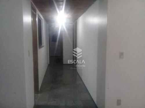 apartamento com 3 dormitórios para alugar por r$ /mês - cocó - fortaleza/ce - ap1687