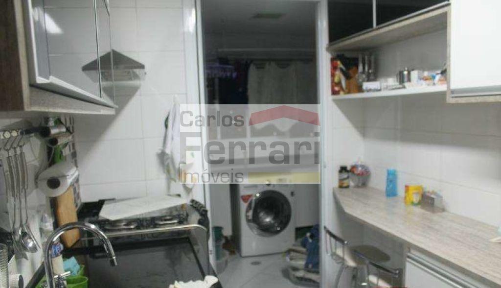 apartamento com 3 dormitórios, sendo 1 suite e 2 vagas próximo ao metrô p. inglesa - varanda gourmet - cf17526