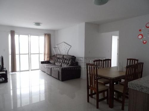 apartamento com 3 dormitórios sendo 1 suíte na beira mar