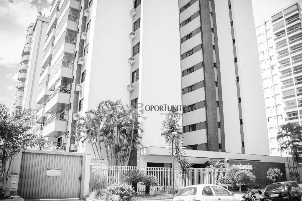 apartamento com 3 dormitórios sendo 1 suíte - santa cruz - ribeirão preto - ap1143