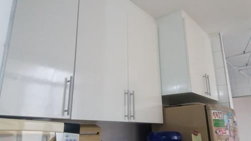 apartamento   com 3 dormitórios, suíte,  4 vagas. lazer. permuta  por menor  próximo ao metrô. - 226-im275567
