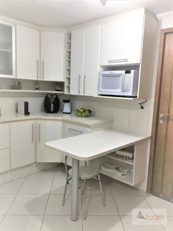 apartamento com 3 dormitórios à venda, 100 m² - jardim chapadão - campinas/sp - ap6515