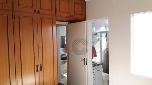 apartamento com 3 dormitórios à venda, 100 m² por r$ 280.000 - jardim simus - sorocaba/sp - ap7515
