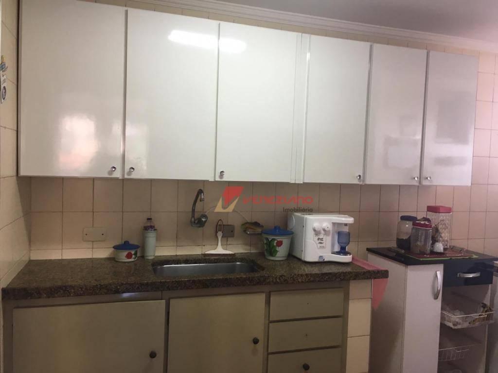 apartamento com 3 dormitórios à venda, 100 m² por r$ 340.000,00 - centro - piracicaba/sp - ap0650