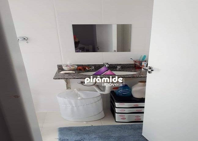 apartamento com 3 dormitórios à venda, 100 m² por r$ 530.000,00 - jardim das indústrias - são josé dos campos/sp - ap11161