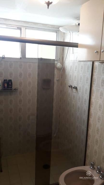 apartamento com 3 dormitórios à venda, 101 m² por r$ 330.000 - centro - piracicaba/sp - ap0926