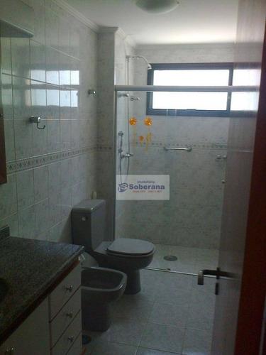 apartamento com 3 dormitórios à venda, 101 m² por r$ 650.000 - cambuí - campinas/sp - ap5258