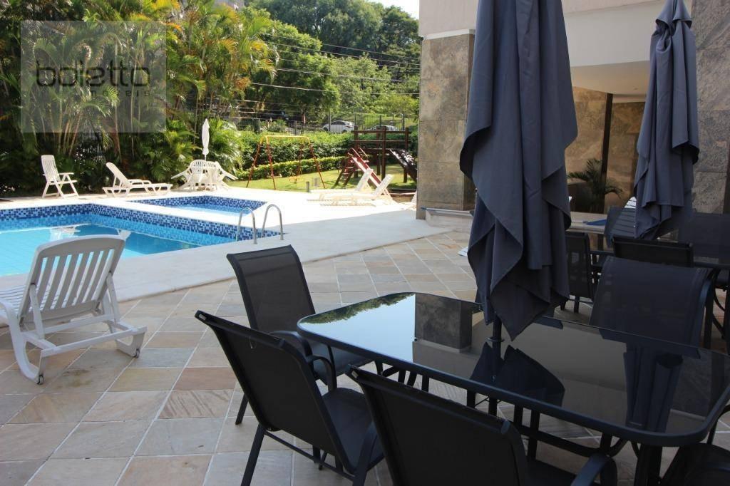 apartamento com 3 dormitórios à venda, 101 m² por r$ 850.000 - bela vista - porto alegre/rs - ap1602