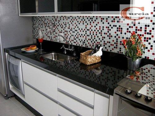 apartamento com 3 dormitórios à venda, 101 m² por r$ 890.000 - saúde - são paulo/sp - ap5717