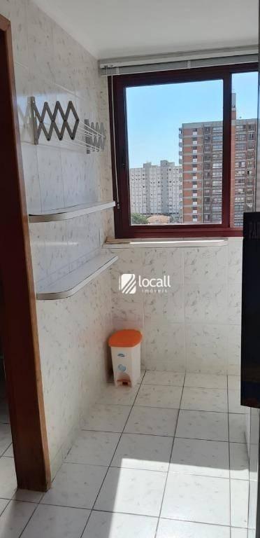 apartamento com 3 dormitórios à venda, 103 m² por r$ 380.000 - redentora - são josé do rio preto/sp - ap1744