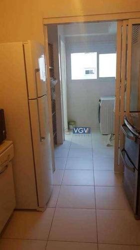 apartamento com 3 dormitórios à venda, 103 m² por r$ 870.000 - jardim prudência - são paulo/sp - ap3010