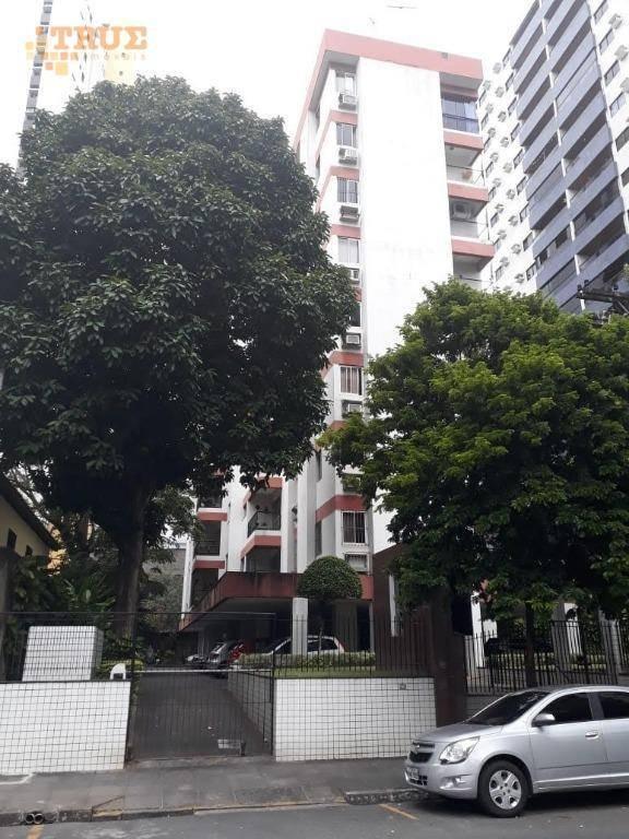 apartamento com 3 dormitórios à venda, 104 m² por r$ 450.000 - tamarineira - recife/pe contato com eleonora - 9.9237-9240 whatsapp - ap3036